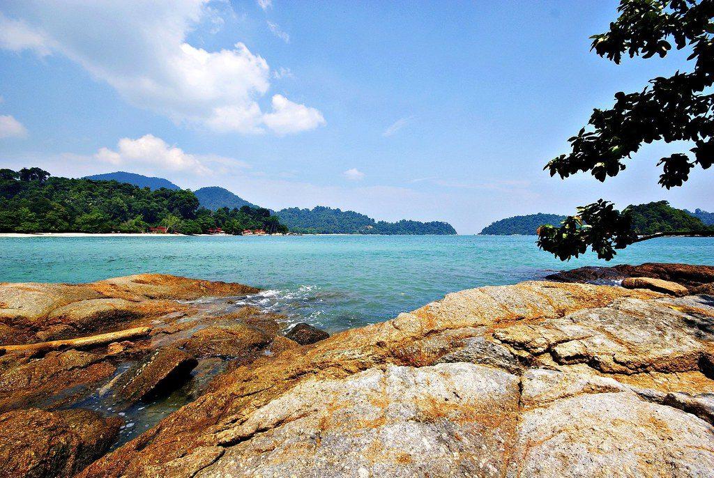 Kuala Lumpur Spiagge Pangkor