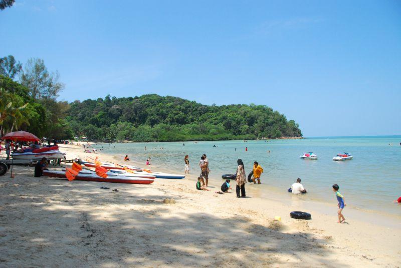 Kuala Lumpur Spiagge Port Dickson