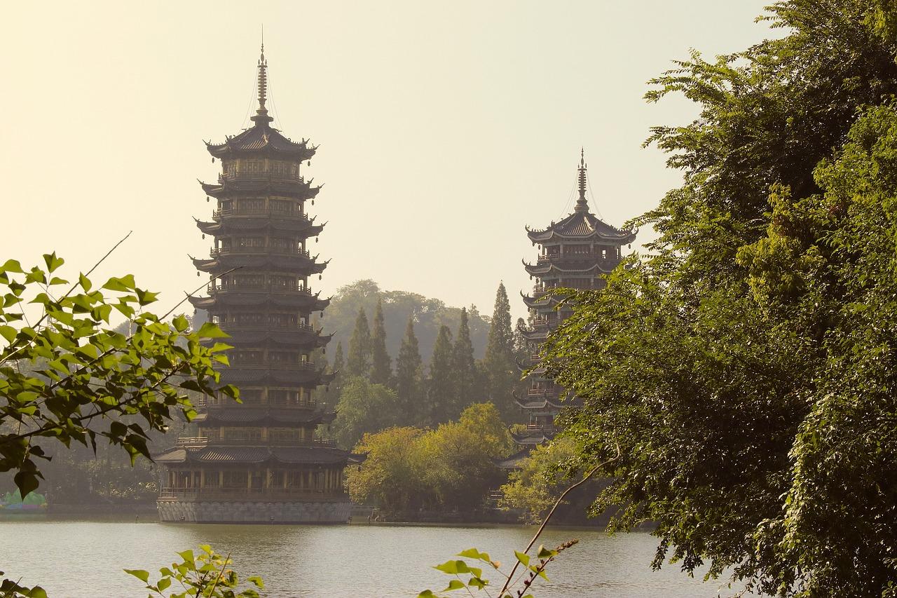 Le pagode di Guilin da visitare senza dubbio in Cina