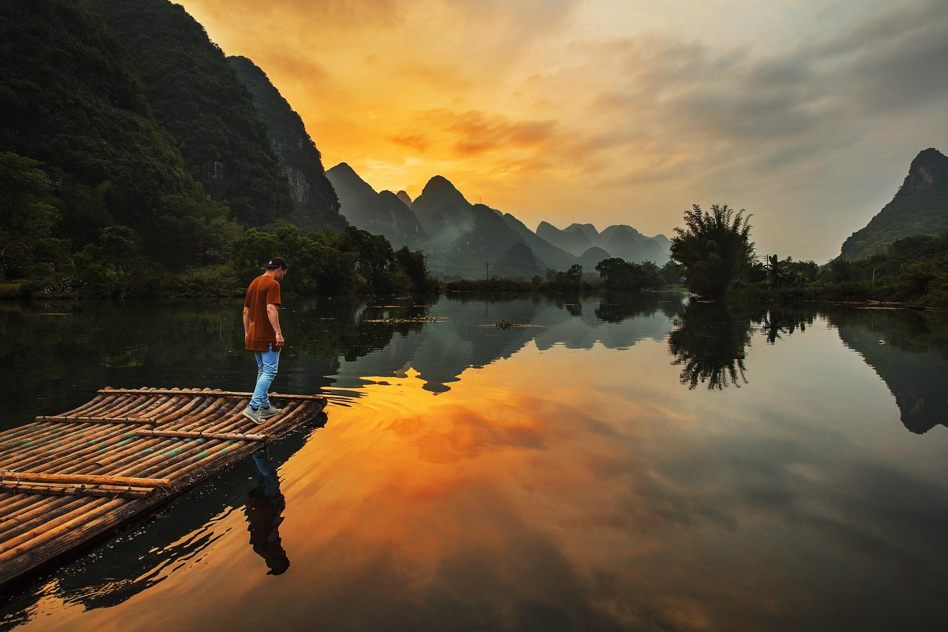Cosa vedere a Guilin se non visitare il Fiume Li?