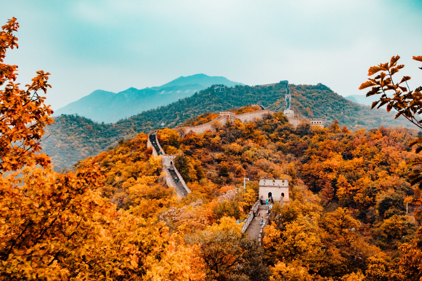 Organizzare un viaggio in Cina durante l'autunno