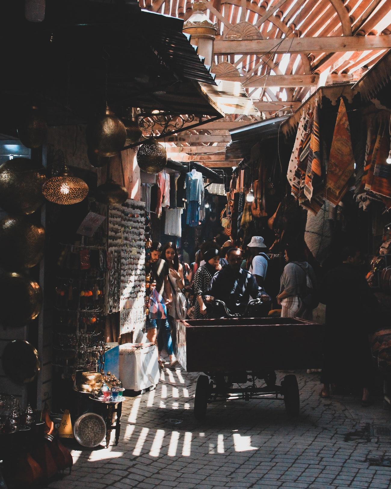 Visitare Marrakech durante un viaggio in Marocco, che vacanza!