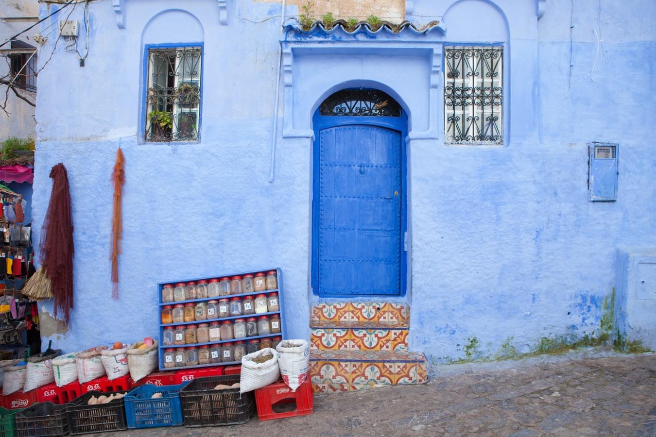 Chefchaouen, la città azzurra, meta da visitare durante un viaggio esplorativo del Marocco
