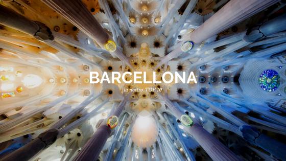 Scopri i monumenti più interessanti e tutto quello che dovresti visitare a Barcellona