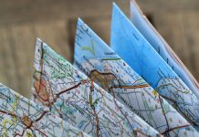 Cartina Geografica Per Segnare Luoghi Visitati.Cartina Dell Austria Scopri Tutti I Punti Di Interesse Acasamai It