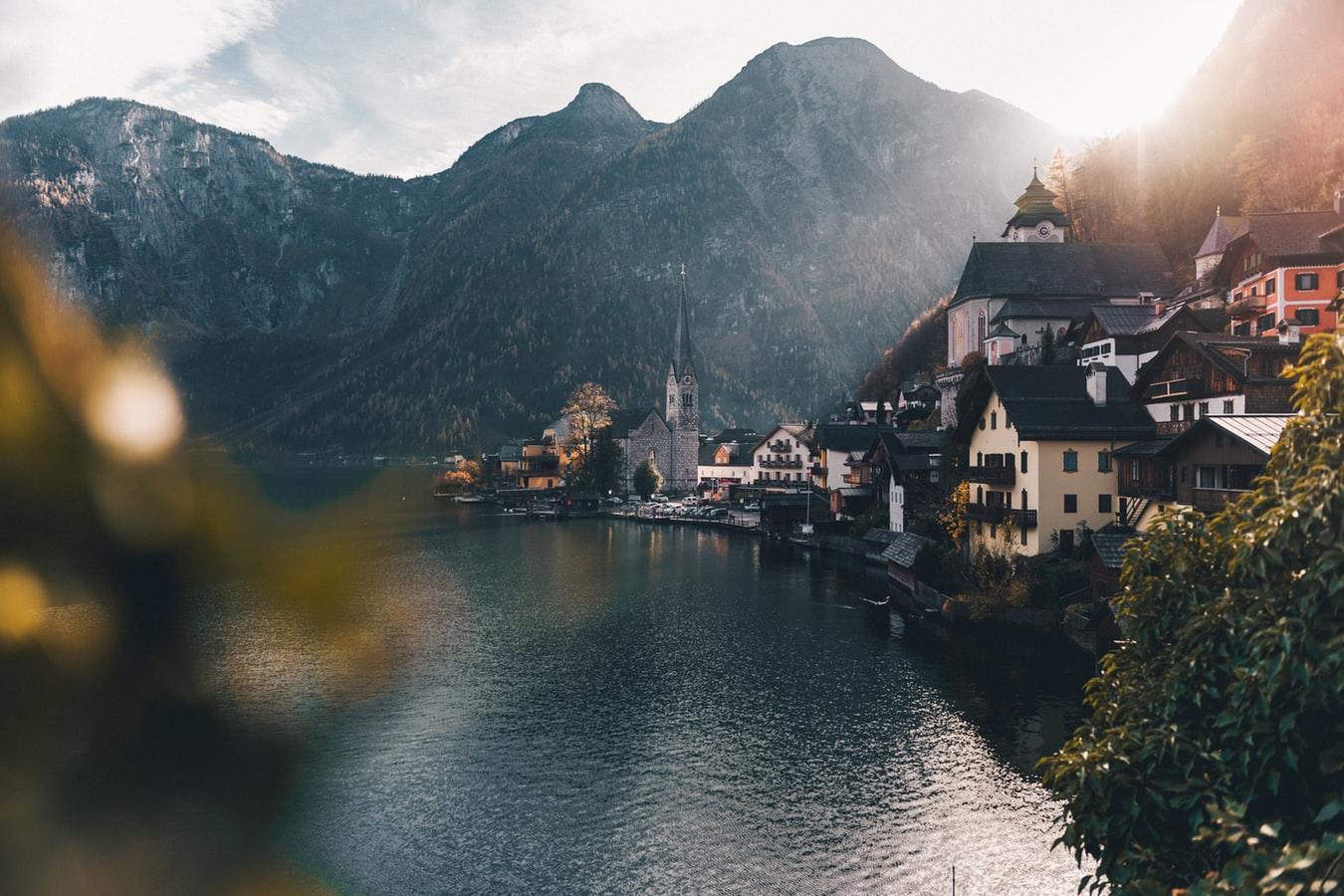Hallstatt: la foto più tipica di una vacanza in Austria da condividere con i tuoi amici!