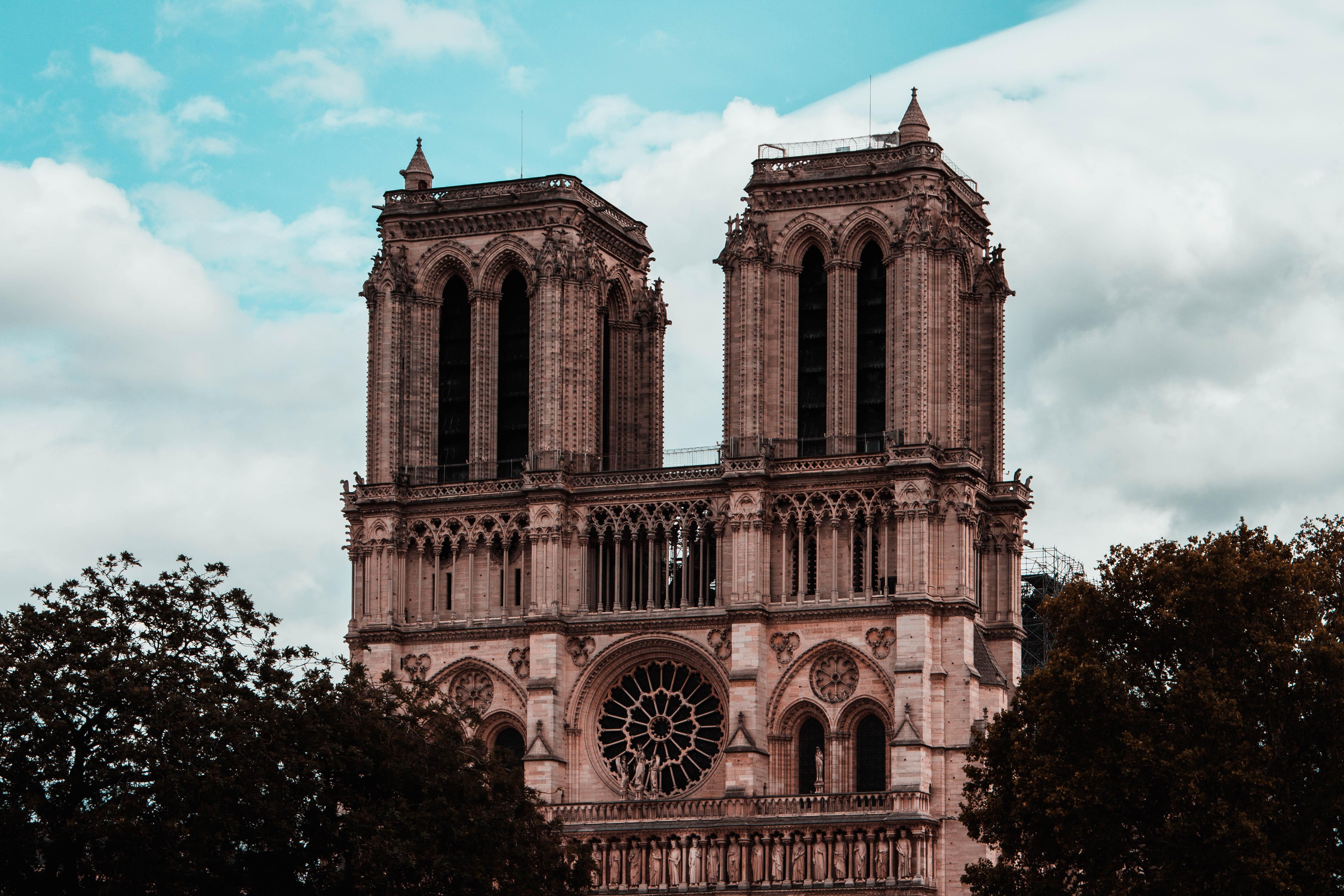 Notre Dame assolutamente da visitare a parigi