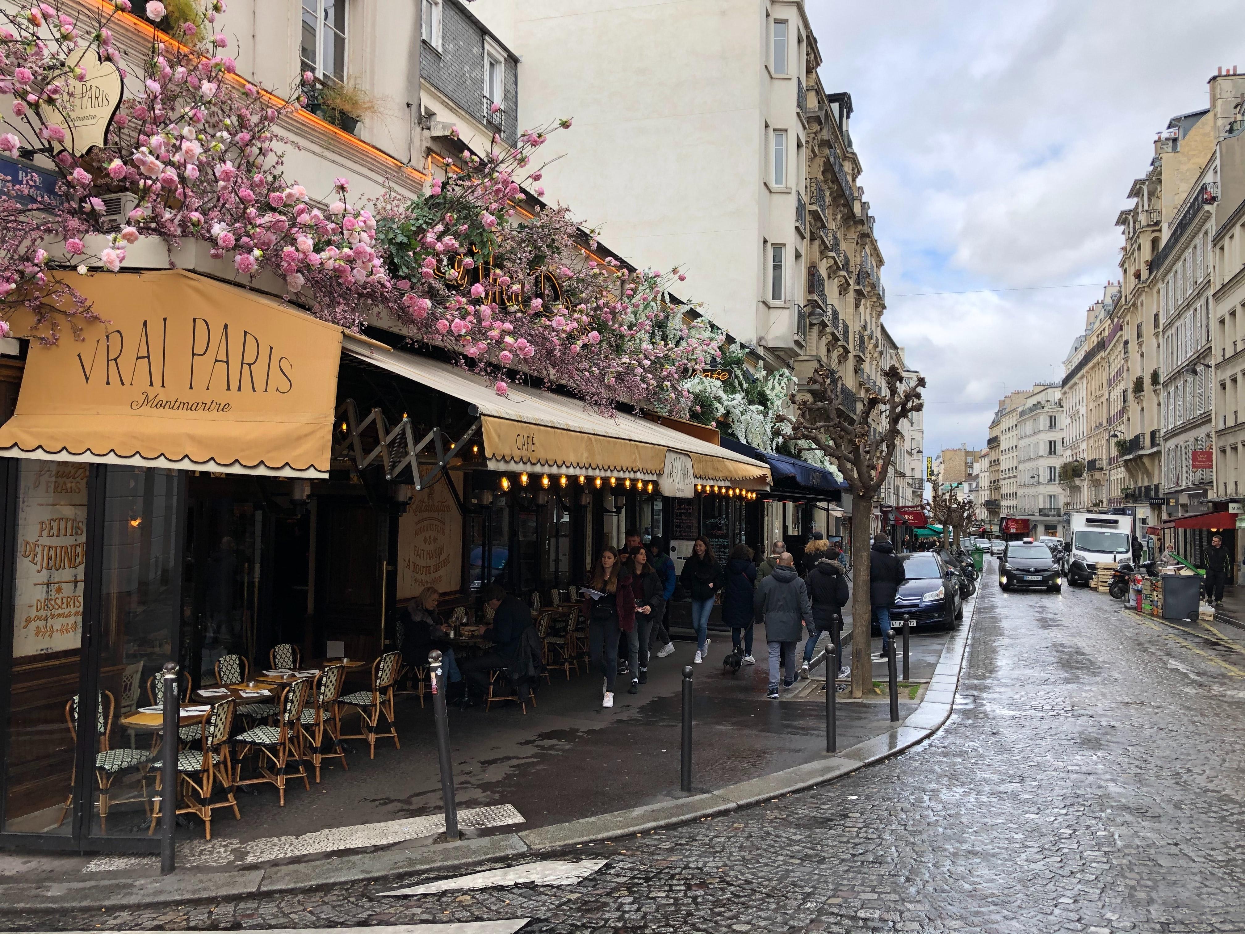 Montmartre è imperdibile in un fine settimana a Parigi