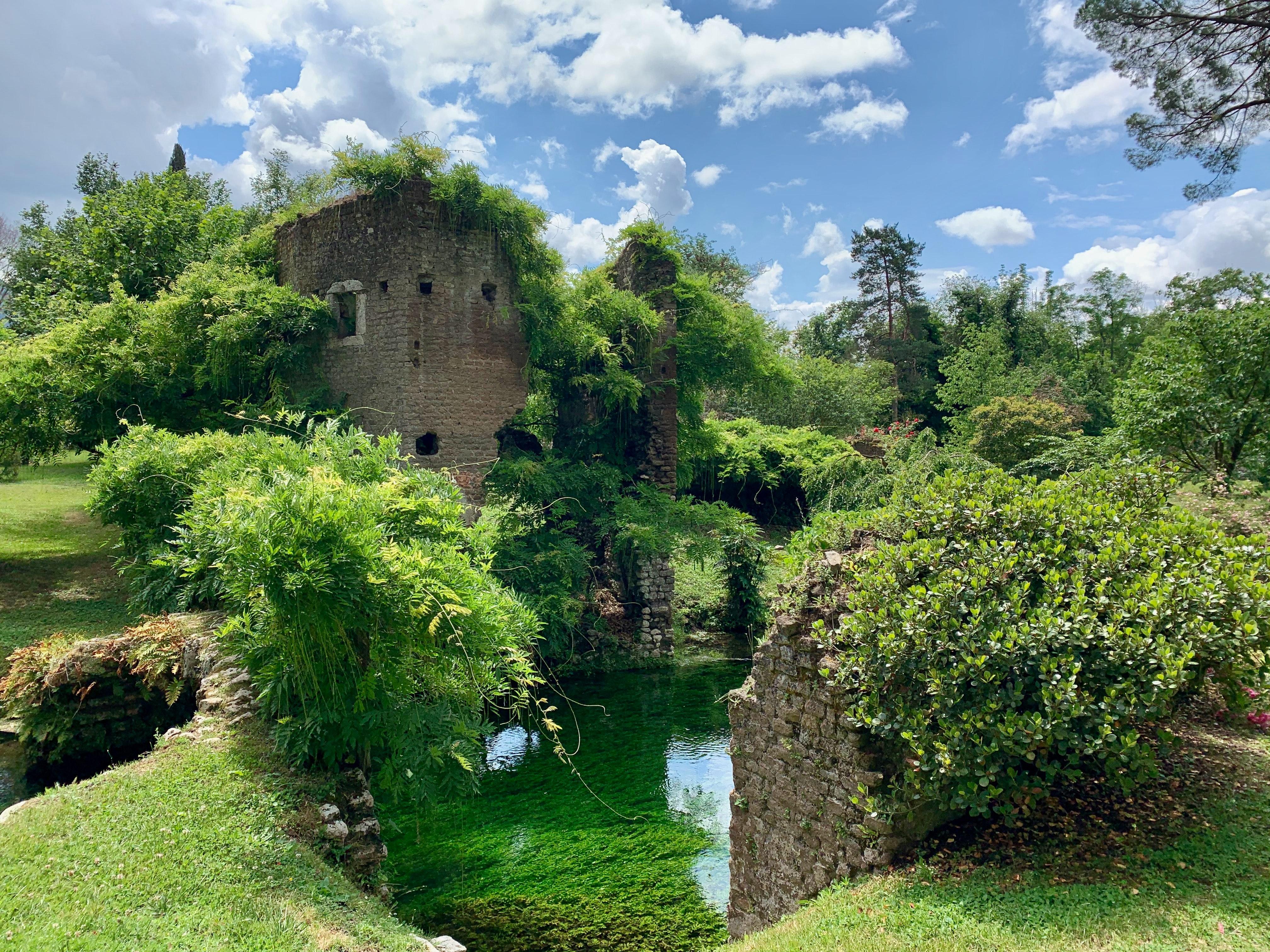 Giardini di Ninfa da visitare nel Lazio