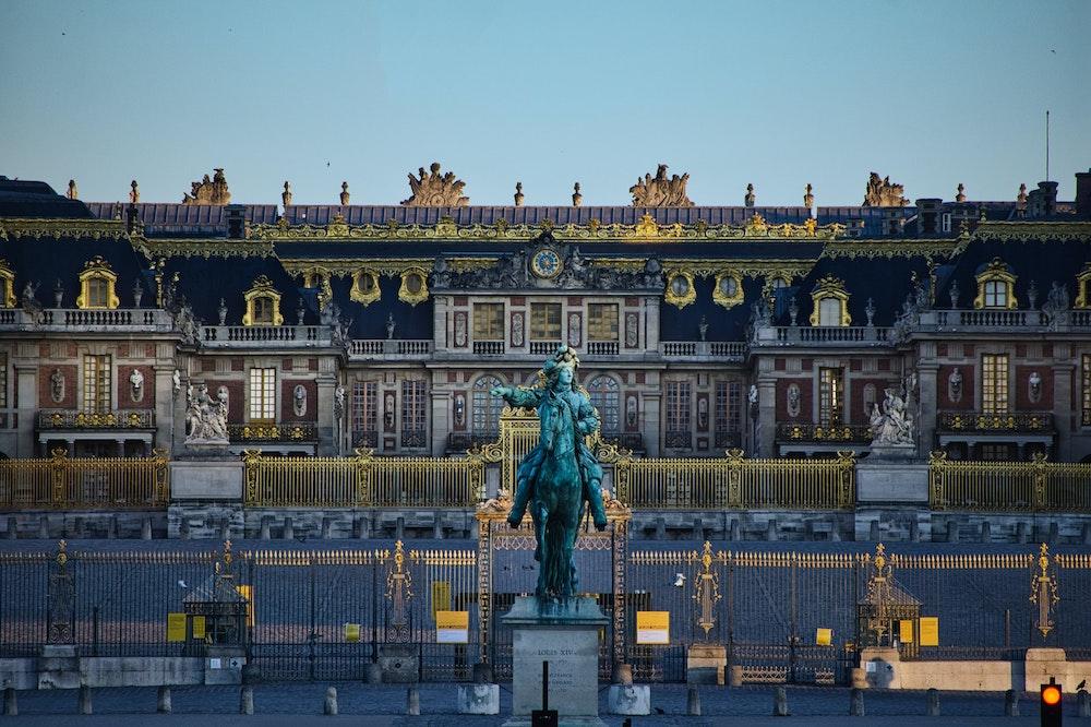 Versailles: uno dei più belli castelli di Francia