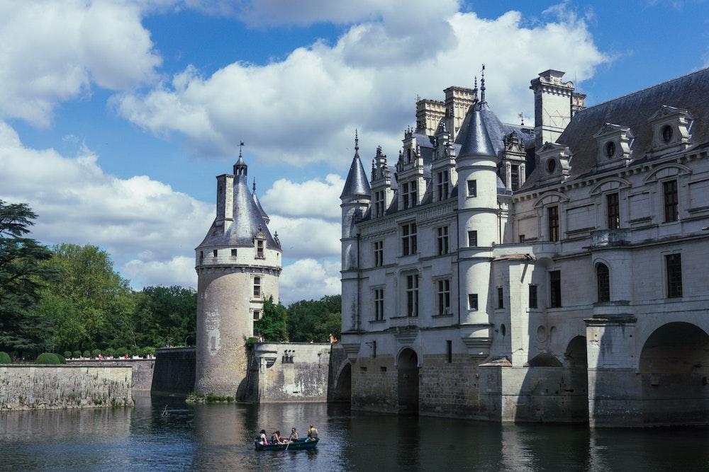 Il Castello di Chenonceau in Francia
