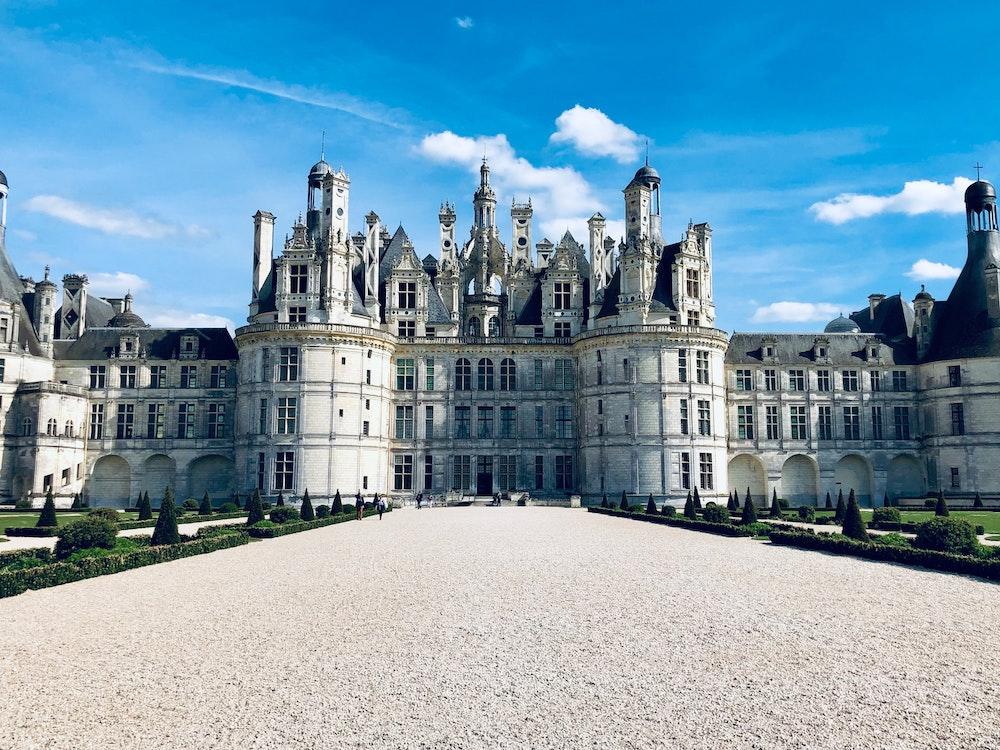 Chambord: uno dei più belli castelli di Francia