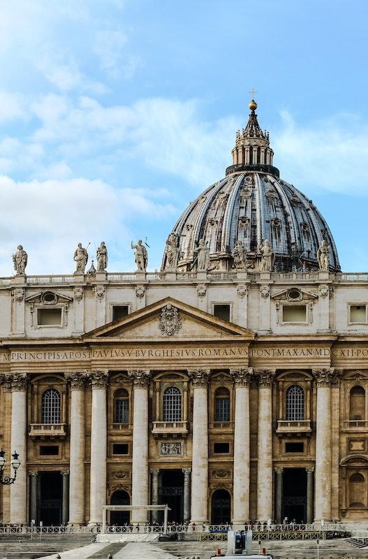 Le più belle Chiese di Roma da visitare: San Pietro