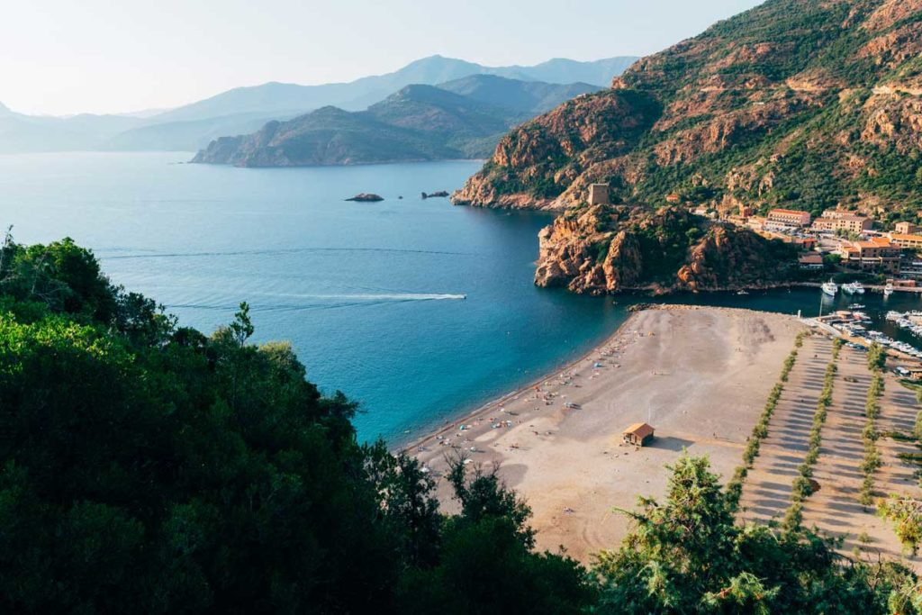 Corsica Nord Isola