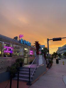 11th Street Diner Restaurant Miami